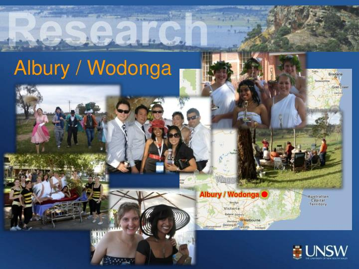 Albury / Wodonga