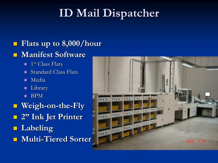 ID Mail Dispatcher