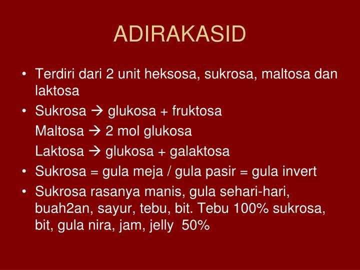 ADIRAKASID
