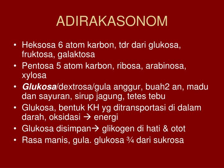 ADIRAKASONOM