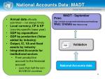 national accounts data madt