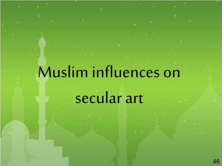 Muslim influences on