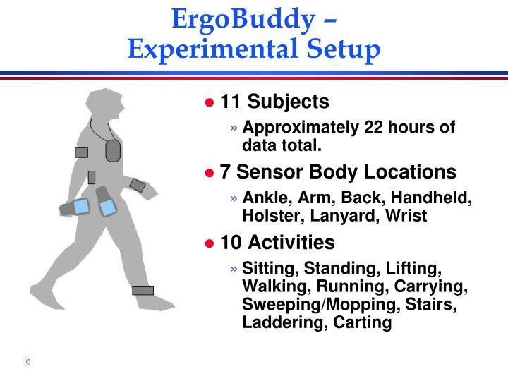 ErgoBuddy –