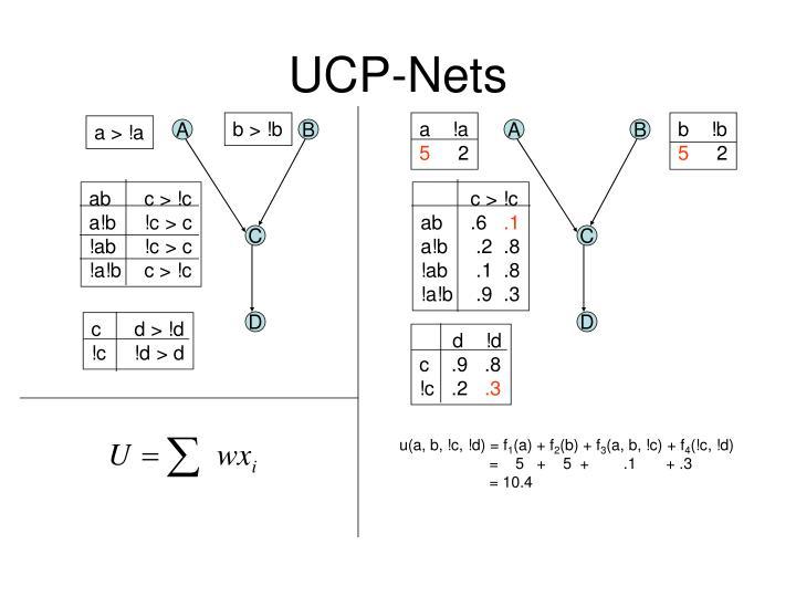 UCP-Nets