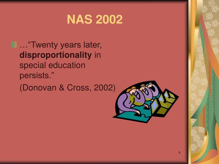 NAS 2002