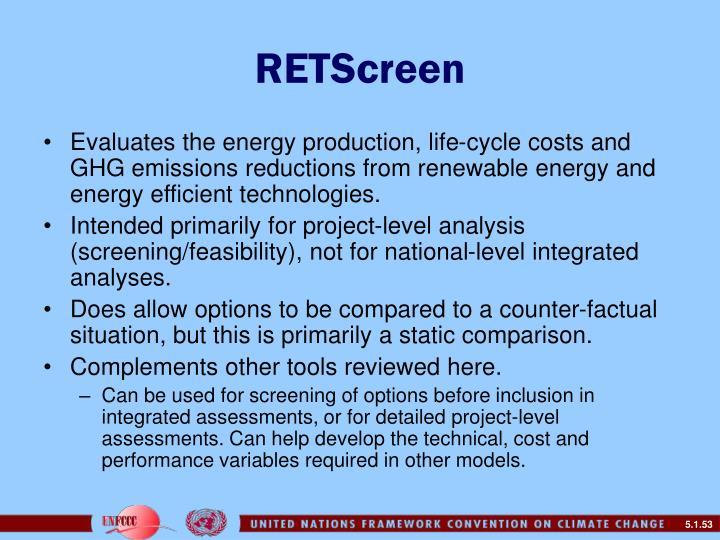 RETScreen