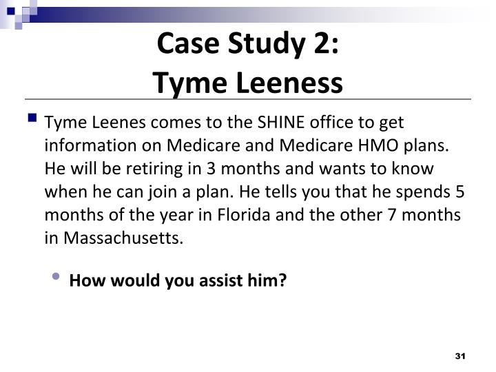 Case Study 2: