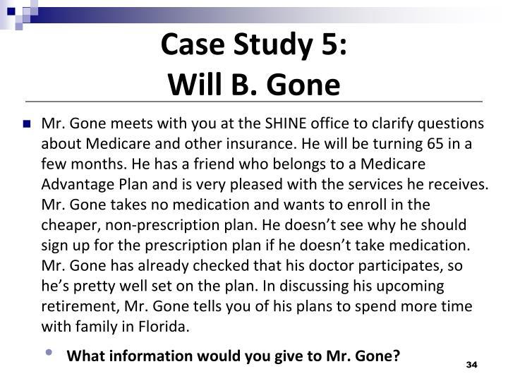 Case Study 5: