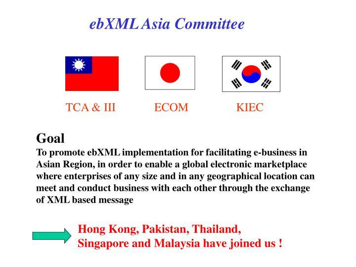 ebXML Asia Committee