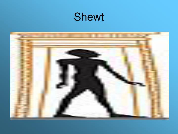 Shewt