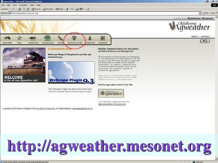 http://agweather.mesonet.org