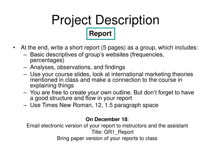 Project description2