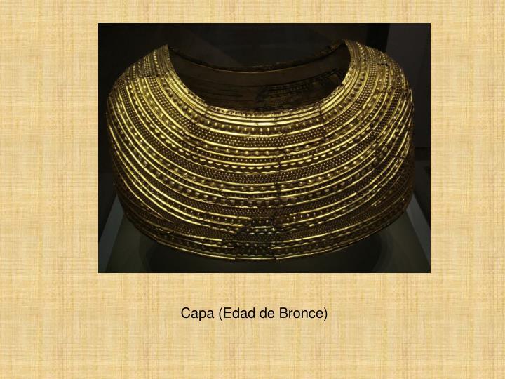 Capa (Edad de Bronce)