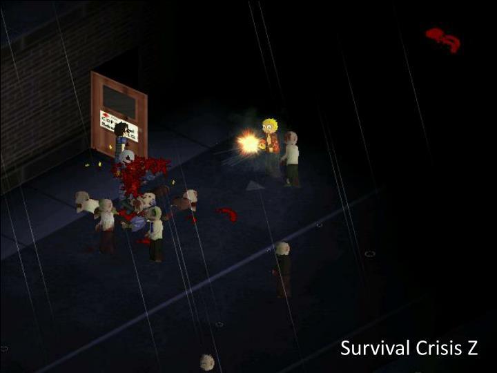 Survival Crisis Z