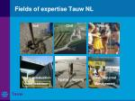 fields of expertise tauw nl1