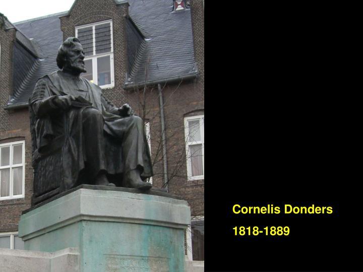Cornelis Donders