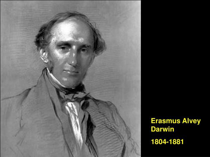 Erasmus Alvey Darwin