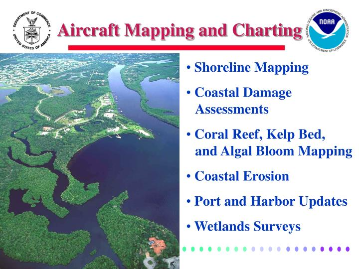 Aircraft Mapping and Charting