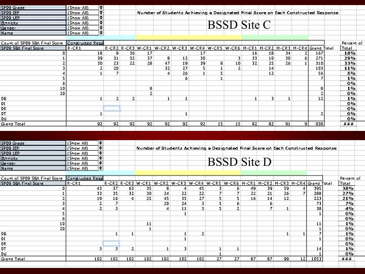 BSSD Site C