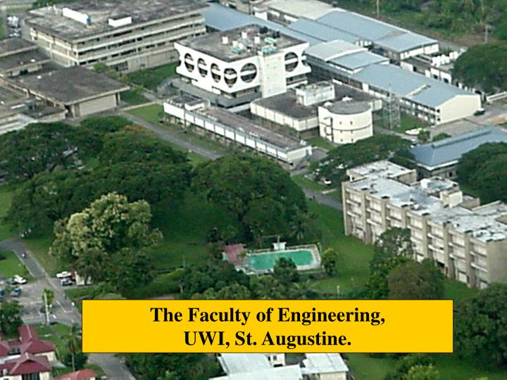 The Faculty of Engineering,