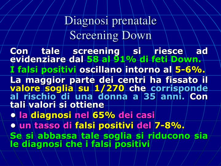Diagnosi prenatale