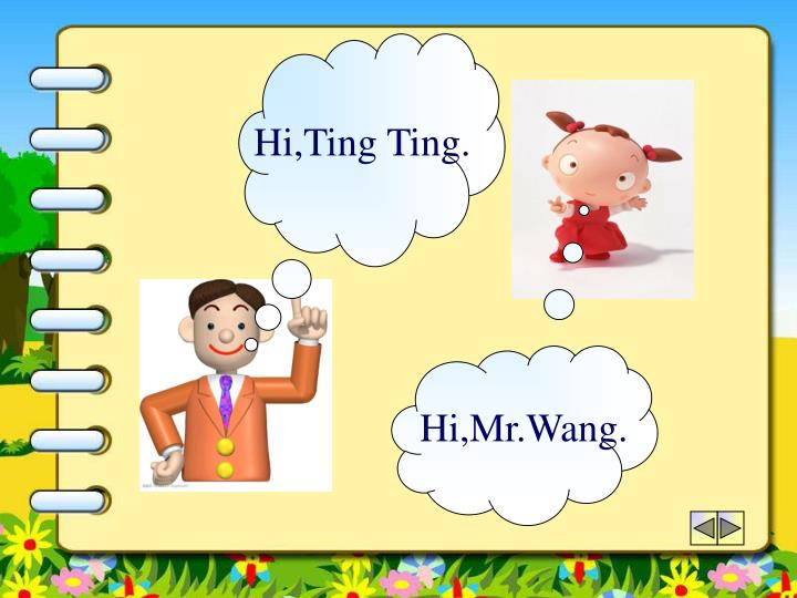 Hi,Ting Ting.