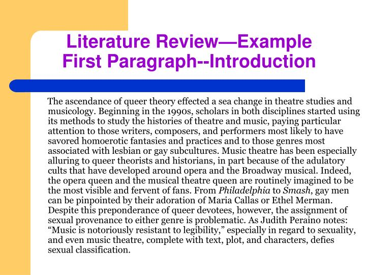 The ascendance of queer theory effected a sea change in theatre studies and musicology. Beginning in the 1990s, scholars in both disciplines started using its methods to study the histories of theatre and music, paying particular attention to those writers, composers, and performers most likely to have savored homoerotic fantasies and practices and to those genres most associated with lesbian or gay subcultures. Music theatre has been especially alluring to queer theorists and historians, in part because of the adulatory cults that have developed around opera and the Broadway musical. Indeed, the opera queen and the musical theatre queen are routinely imagined to be the most visible and fervent of fans. From