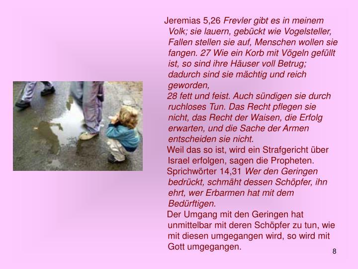 Jeremias 5,26