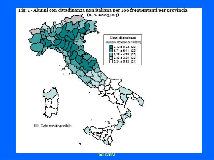 CSA di Vicenza - Ufficio interventi educativi