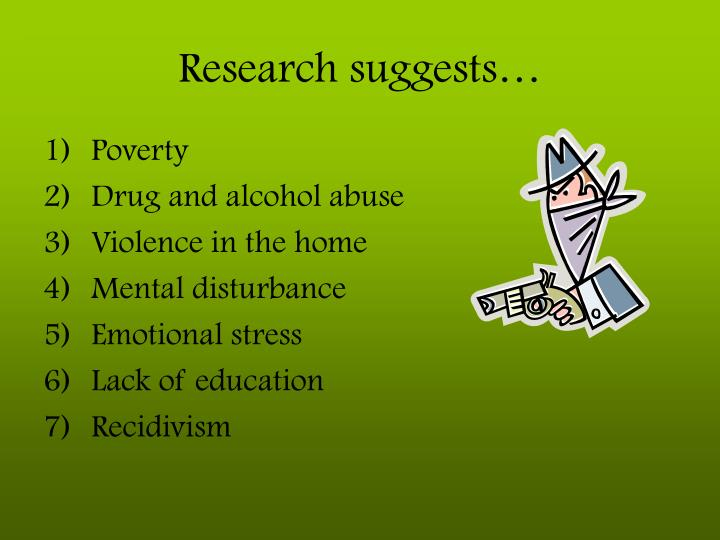 Research suggests