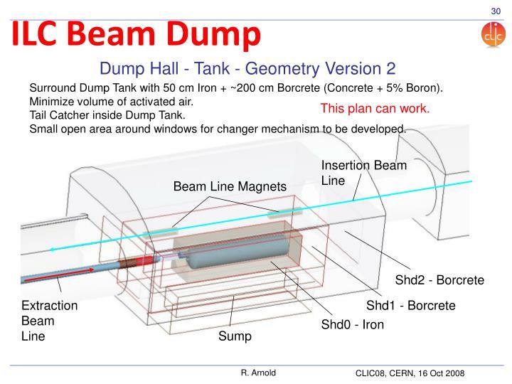 Dump Hall - Tank - Geometry Version 2