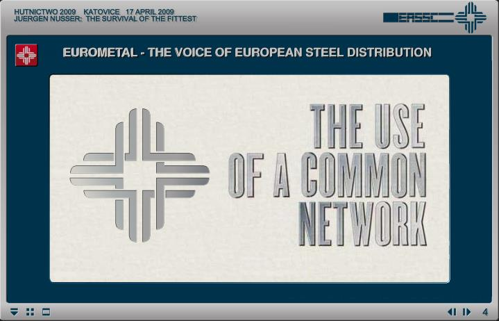 NATIONAL ASSOCIATIONS OF STEEL, TUBE AND METALS DISTRIBUTION