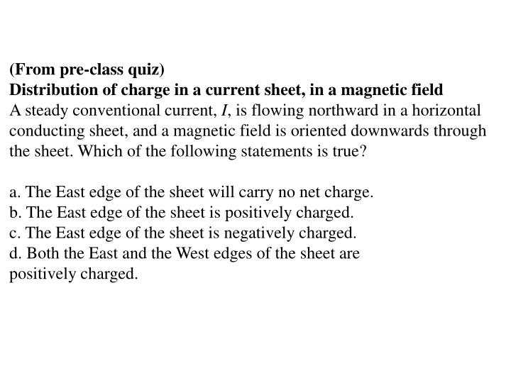 (From pre-class quiz)