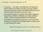 2 2 apologie zur confessio augustana art xvi