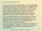 3 2 die gallikanischen artikel 1682