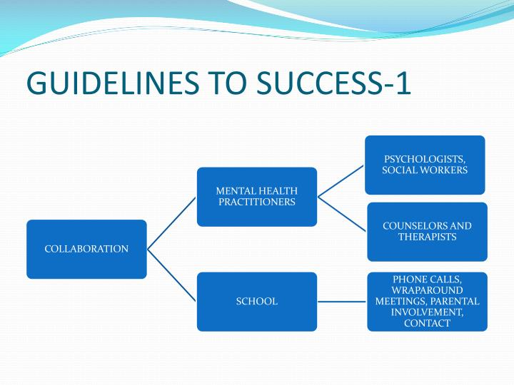 GUIDELINES TO SUCCESS-1