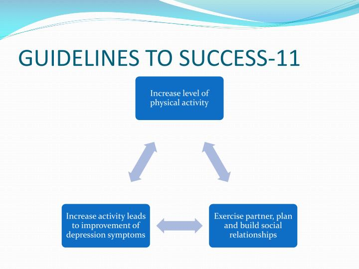 GUIDELINES TO SUCCESS-11