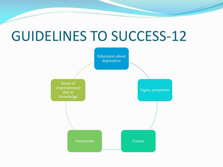 GUIDELINES TO SUCCESS-12