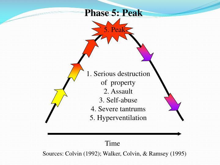 Phase 5: Peak