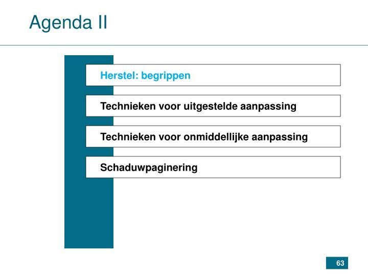 Agenda II