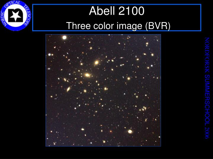 Abell 2100