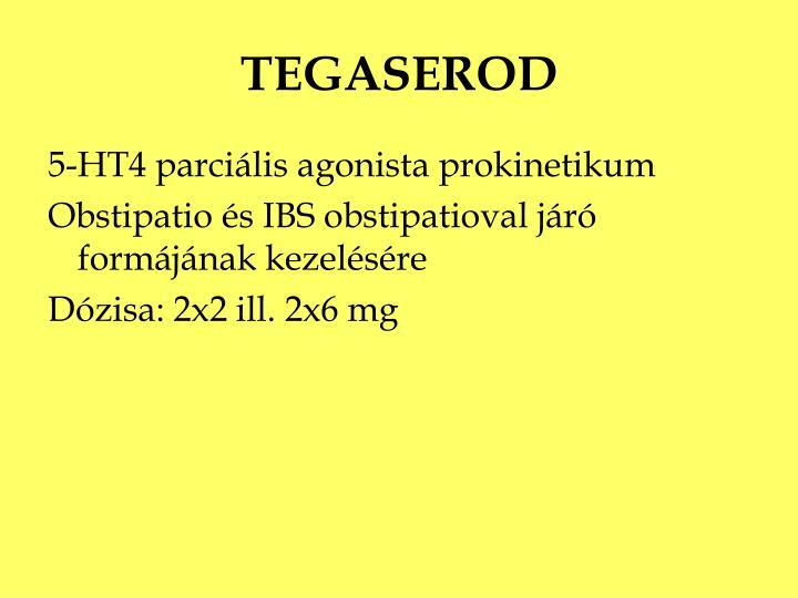 TEGASEROD