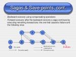 sagas save points cont