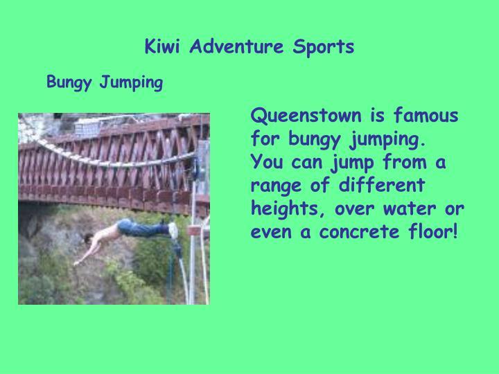 Kiwi Adventure Sports