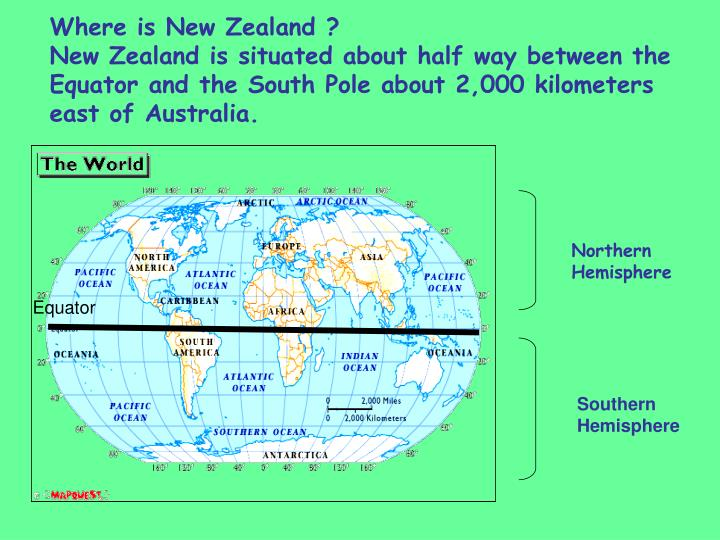 Where is New Zealand ?