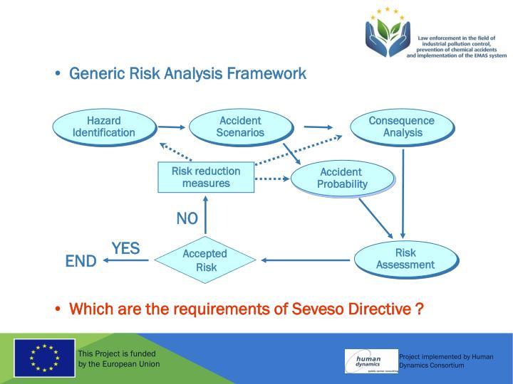 Generic Risk Analysis Framework