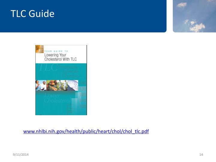 TLC Guide