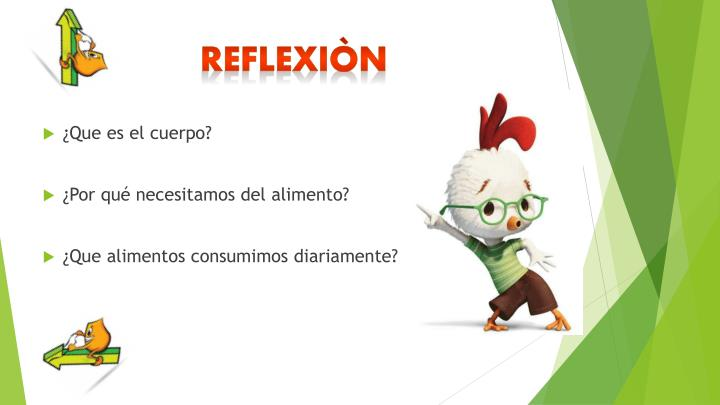 Reflexiòn