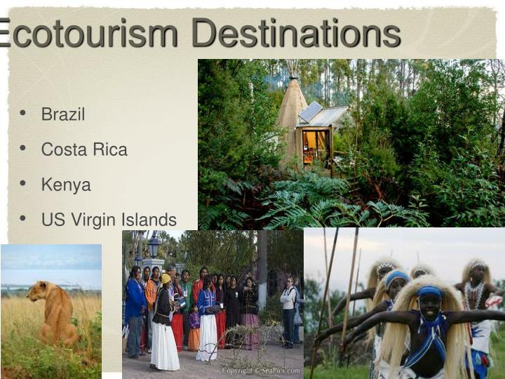 Ecotourism Destinations