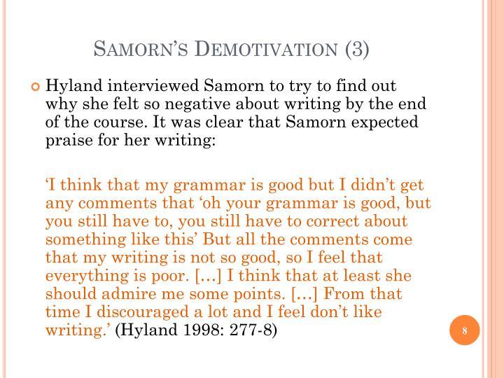 Samorn's